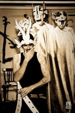 "THE ""ANCIENT GODS"" CIRCUS"
